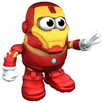 Potato Iron Man